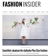 Plus Size Mode vom Feinsten - akuéson in der Presse